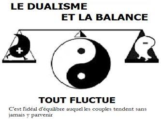 Le dualisme et la balance