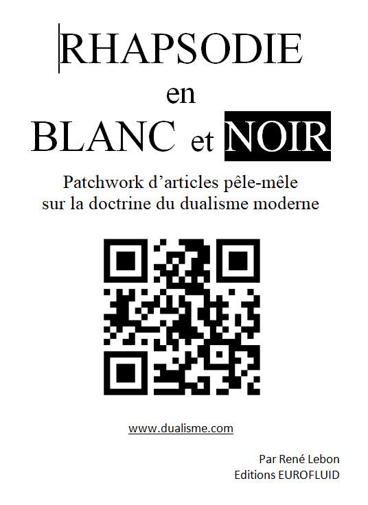 livre Rhapsodie en Blanc et Noir